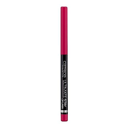 catrice Cosmetics–Ultimate Stay Lip Liner matita a labbra per un contorno delle labbra perfettamente definito, lunga tenuta e colore intenso, n. 030Boysenberry, 0.3g, 0.01oz.
