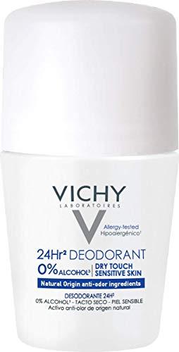 Vichy Deodorante 24 H senza alluminio, 50 ml