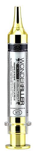Wonder Filler siero viso all'Acido Ialuronico e Ciclodestrine, riempie le rughe e tonifica la pelle, 9 ml - Wonder Company