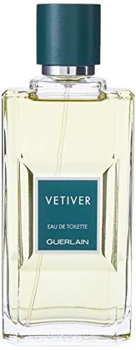 Guerlain Vetiver Acqua Profumata - 100 ml, confezione da 2
