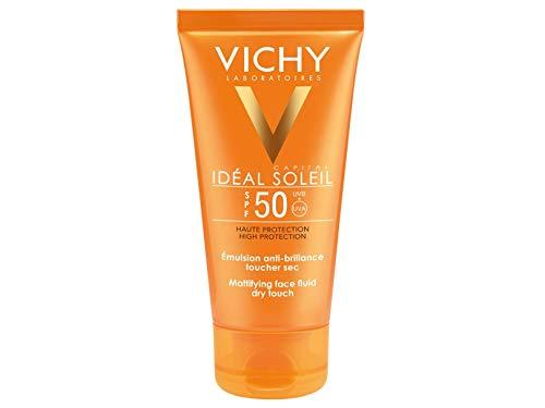 Vichy Idéal Soleil Crema solare viso, 50 ml