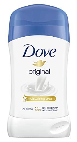 Dove - Deodorante Roll-On Original, 6 pz. (6 x 40 ml)