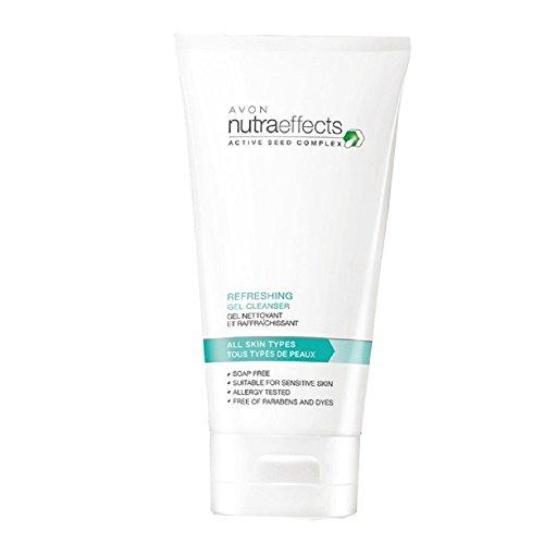 Avon Nutraeffects active seed complex refreshing Gel Cleanser …