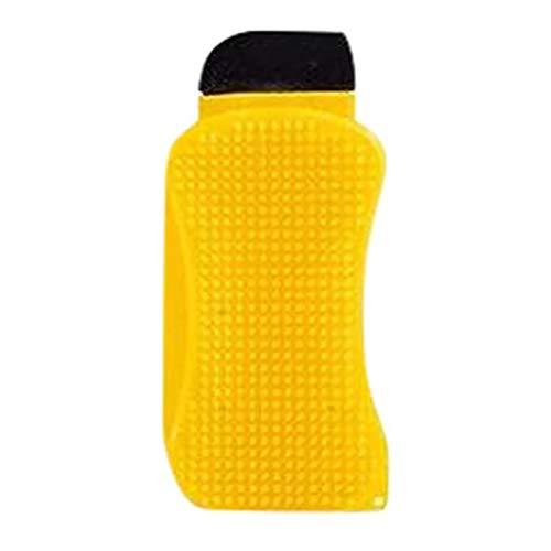 Amiispe Spugna da Cucina Spugna in Silicone, commestibile Spugna per Lavaggio Antibatterico in Silicone Antibatterico Spugna per Pulizia-Spazzola per Pulizia Alternativa Cucina e Bagno