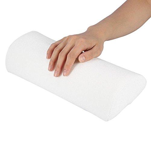 Delaman Cuscino per Unghie Cuscino Morbido Mani Manicure per Unghie (Color : #3)
