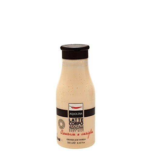 Aquolina latte arancia&vaniglia di Aquolina, Body Lotion Donna - Flacone 250 ml.