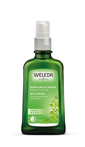 Weleda Italia Olio Cellulite Alla Betulla - 100 ml.