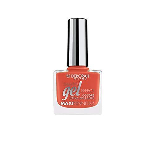 DEBORAH, Gel effect 114 heliconia smalto prodotto cosmetico make up - 500 g