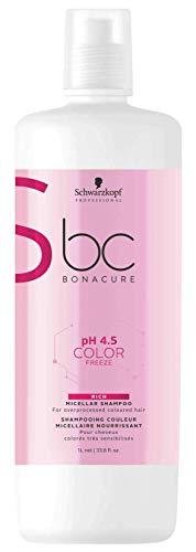 Schwarzkopf BC pH4.5CF Champú Micelar enriquecido 1L