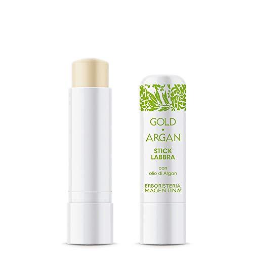 Erboristeria Magentina - Gold Argan Stick Labbra con Olio di Argan