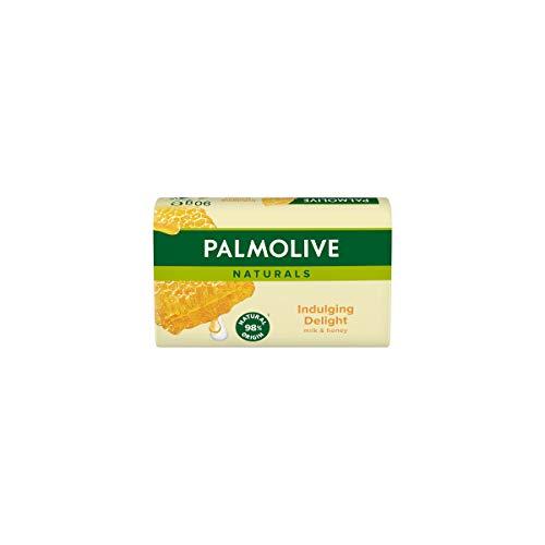 Palmolive - Sapone alla crema, latte e miele, 90 gr