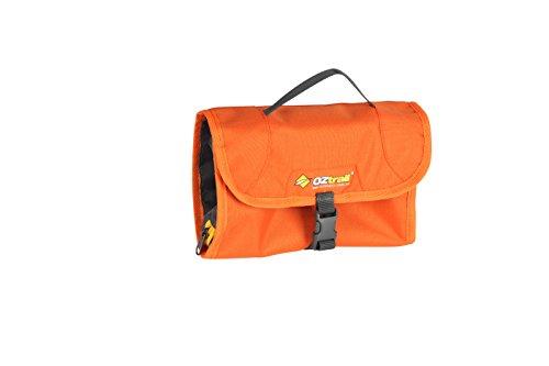 Borsa da Toilette - Toiletry Bag Small 25x21cm 200gr TOUA-TBS-D Trousse Viaggio Beauty Case da Viaggio Sacchetto Cosmetico. Dotato di un Gancio per Appenderlo. Borsa da viaggio organizzatore