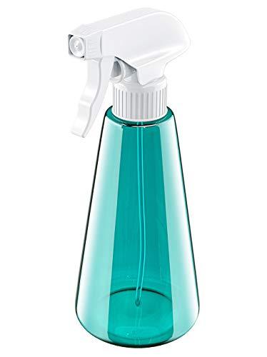 Babacom Spruzzino Nebulizzatore, Pet Plastica 500 ml Grilletto Spruzzatore, Riempibile Flacone Spray Vuoto per Pulizia Giardinaggio