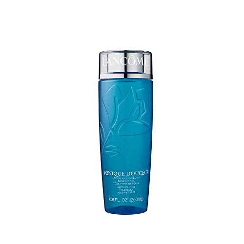 Lancome Tonique Douceur, Softening Hydrating Toner, Alcohol Free, Donna, 200 ml