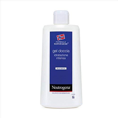 Neutrogena Gel Doccia Idratazione Intensa Pelle Secca 400 ml