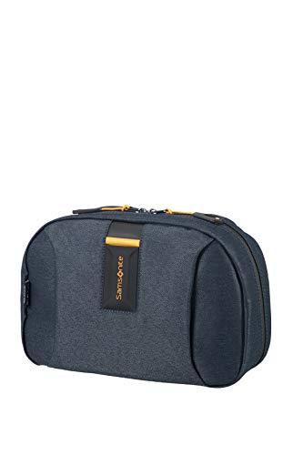 SAMSONITE Paradiver Light - Toilet Kit Beauty Case, 28 cm, 6.5 liters, Blu (Jeans Blue)