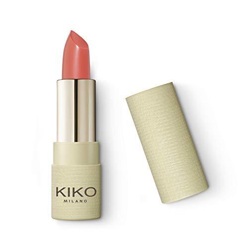 KIKO Milano Green Me Matte Lipstick 100 | Rossetto Mat Comfort Ottimo