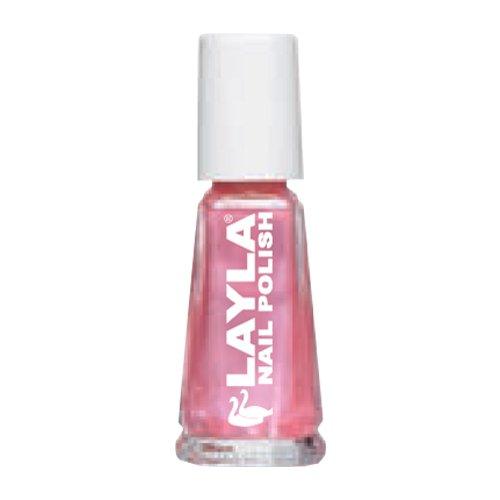 Layla Cosmetics smalto MADR eperlato tradizionale Manicure Unghie, 5 ml