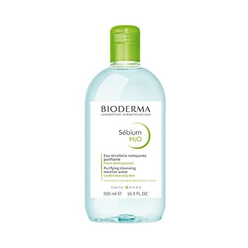Bioderma Sebium H2O Soluzione Micellare Detergente Struccante Pelle Mista 500 ML