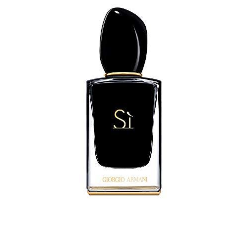 Giorgio Armani Armani Si Intense Eau de Parfum, Donna, 50 ml