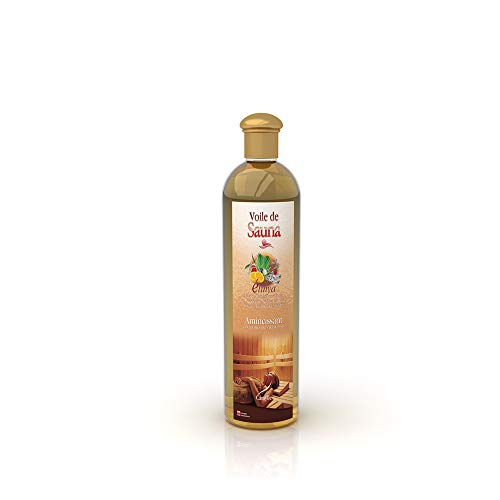 Camylle, Voile de Sauna – Soluzione a base di oli essenziali per sauna, Elinya, dimagrante, 250 ml