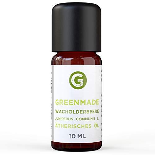 Greenmade - Olio essenziale di bacche di ginepro 10 ml