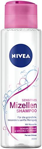 Nivea mizellen Shampoo per capelli sensibles, 400ml