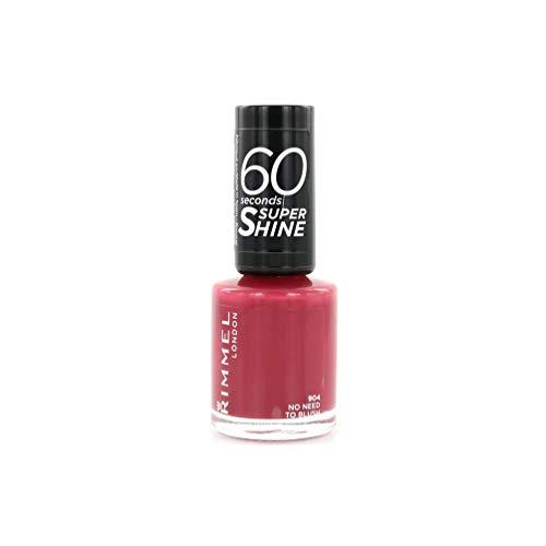 Rimmel 60 Seconds Super Shine smalto colore 904 No Need to Blush