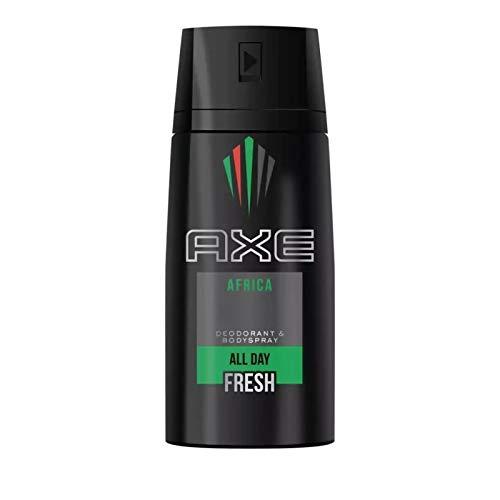 Axe Men - Deodorante/spray per il corpo 'Africa', 150 ml
