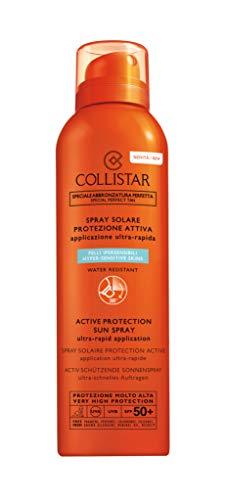 Collistar Spray Solare Protezione Attiva (SPF 50+) - 150 ml.