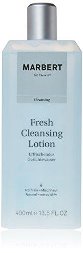 Marbert Fresh Lozione Detergente Viso, Donna, 400 ml