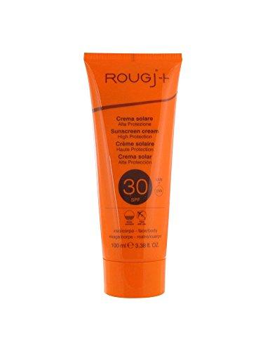 Rougj - Protezione Solare Viso e Corpo 30 SPF (100ml)