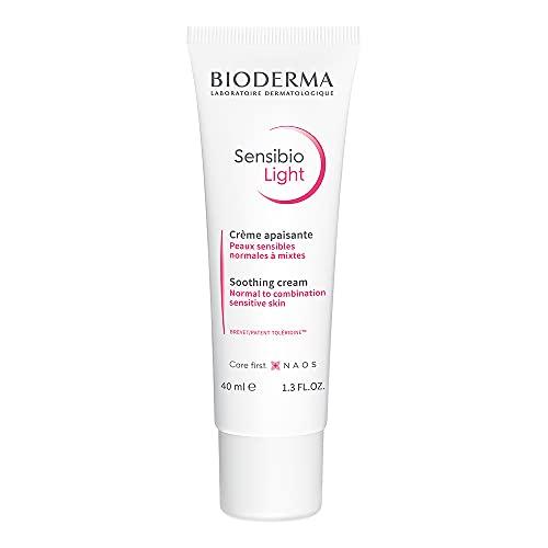 Bioderma Sensibio Light/Light Cream, 40 Millilitri