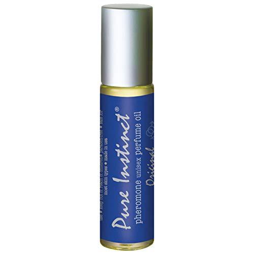 Pure Instinct pure instinct roll-on - the original feromone aromatizzato profumo olio essenziale colonia - unisex per uomini e donne - tsa pronto