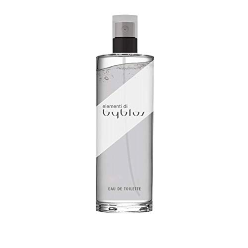 BYBLOS ELEMENTI CARBON EDT 120ML NEW PACKING