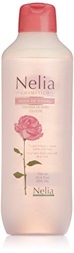 Nelia Acqua di Colonia, Agua Rosas Edc, 750 ml