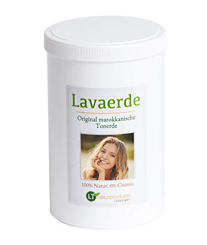 Argilla / Ghassoul, 1 Kg. Polvere pura per shampoo, cura del corpo e peeling senza additivi chimici. Prodotto vegano da argilla del Marocco pura. Antiforfora.
