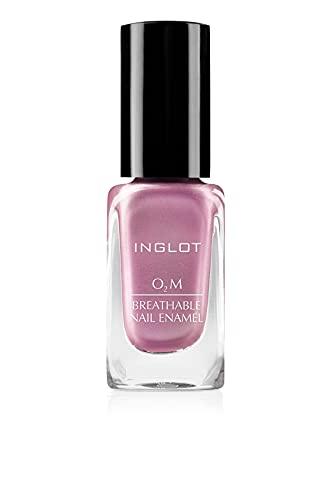 Inglot O2M - Smalto per unghie rosa 434, 11 ml