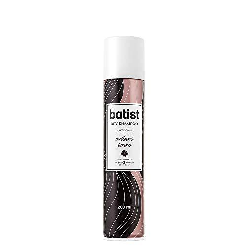castano scuro - shampoo a secco per capelli colorati 200 ml