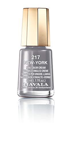 Mavala Minicolor Smalto per Unghie 217 New York Manicure e Pedicure - 5 ml