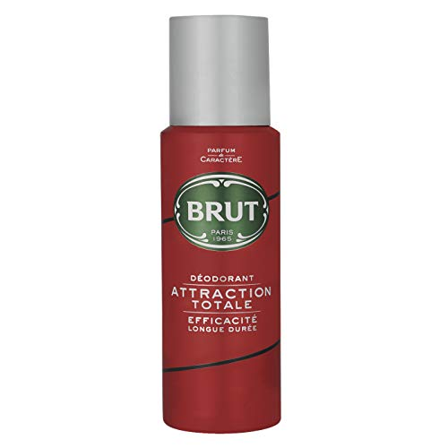 BRUT Attraction Totale Deodorante, 200 ml