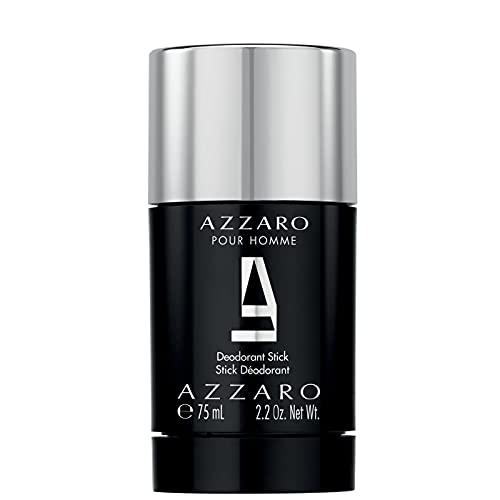 Azzaro Azzaro Pour Homme, Deodorante uomo stick, Antitraspirante ad Alta Protezione, Sensazione rinfrescante, 75 ml - 75 ml