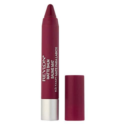 Matita rossetto per labbra Revlon Colorb, rossetto e idratante per labbra, colore rosso intenso e tonalità opaca matte, da 2,7g