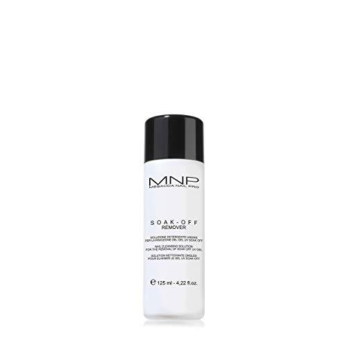 Mesauda Soak Off Remover - soluzione detergente per la rimozione del gel UV soak off 125 ml
