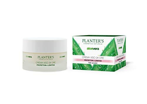 Planter' s Aloe Vera Crema Viso 24H protettiva/rilassante 50ml