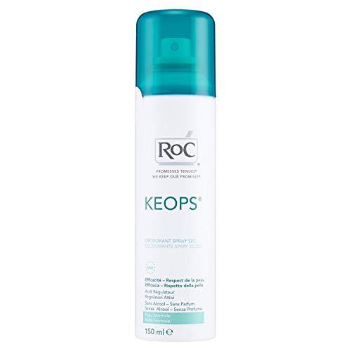 Roc Keops Deodorante Secco - 150 ml