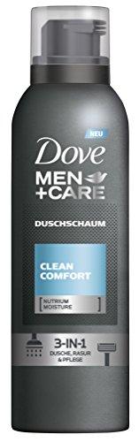 Dove Mousse Doccia Men+Care Clean Comfort - 237 ml