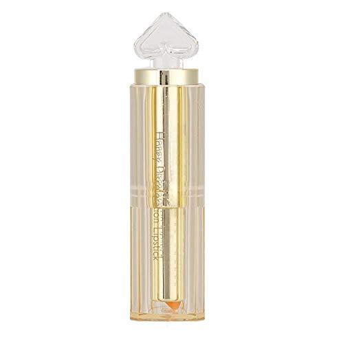 Balsamo per le labbra al miele 3g Cambia colore idratante Lucidalabbra nutriente Elieve Disagio delle labbra Riparazione Muscoli delle labbra danneggiati