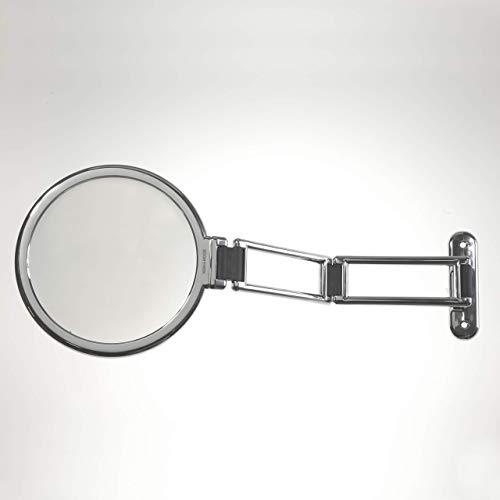 Koh-I-Noor 390KK-3 Specchio Ingranditore, Cromo