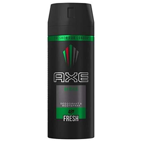 Axe Deodorante Bodyspray 150 Ml Frisches Africa - 150 ml
